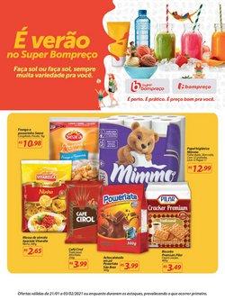 Ofertas Supermercados no catálogo Super Bompreço em Juazeiro ( Publicado ontem )