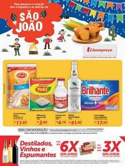 Ofertas de Super Bompreço no catálogo Super Bompreço (  5 dias mais)