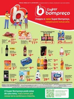Ofertas de Super Bompreço no catálogo Super Bompreço (  4 dias mais)