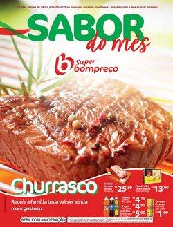 Ofertas de Supermercados no catálogo Super Bompreço (  5 dias mais)