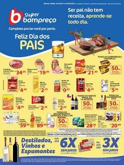 Ofertas de Supermercados no catálogo Super Bompreço (  Publicado ontem)