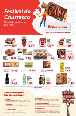 Ofertas de Super Bompreço no catálogo Super Bompreço (  3 dias mais)