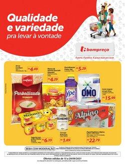 Ofertas de Super Bompreço no catálogo Super Bompreço (  10 dias mais)