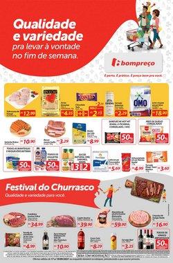 Ofertas de Super Bompreço no catálogo Super Bompreço (  Vence hoje)