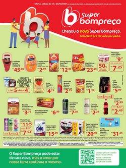 Ofertas de Supermercados no catálogo Super Bompreço (  2 dias mais)