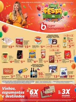 Ofertas de Super Bompreço no catálogo Super Bompreço (  Válido até amanhã)