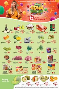 Ofertas de Supermercados no catálogo Super Bompreço (  Vence hoje)