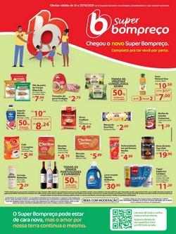 Ofertas de Supermercados no catálogo Super Bompreço (  Publicado hoje)