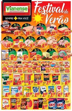 Ofertas Supermercados no catálogo Vianense Supermercados em Petrópolis ( 2 dias mais )
