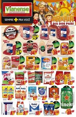 Ofertas de Supermercados no catálogo Vianense Supermercados (  Publicado ontem)