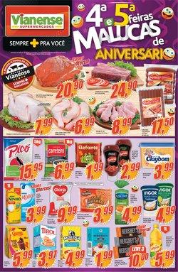 Catálogo Vianense Supermercados (  Vence hoje)