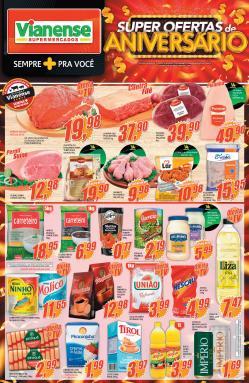 Catálogo Vianense Supermercados (  Publicado ontem)