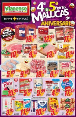 Catálogo Vianense Supermercados (  Válido até amanhã)