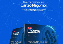 Promoção de Nagumo no folheto de São Paulo