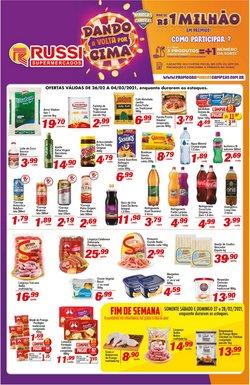 Catálogo Russi Supermercados ( 2 dias mais )