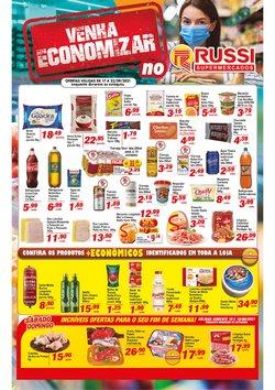 Catálogo Russi Supermercados (  4 dias mais)