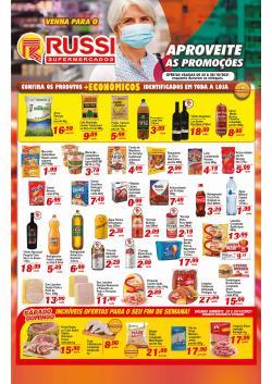 Ofertas de Russi Supermercados no catálogo Russi Supermercados (  Válido até amanhã)