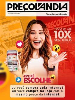 Ofertas Lojas de Departamentos no catálogo Preçolândia em São Bernardo do Campo ( Válido até amanhã )