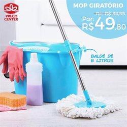 Ofertas de Mop em Preço Center