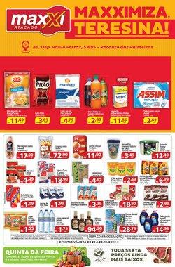 Ofertas Supermercados no catálogo Maxxi Atacado em Taboão da Serra ( 2 dias mais )