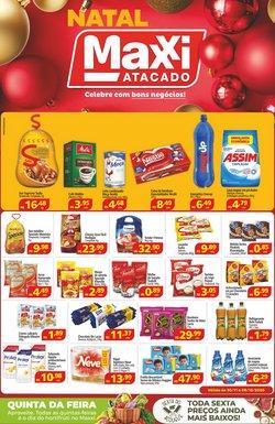 Ofertas Supermercados no catálogo Maxxi Atacado em Recife ( 2 dias mais )