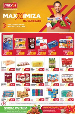 Ofertas Supermercados no catálogo Maxxi Atacado em Indaiatuba ( 3 dias mais )