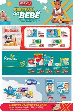 Ofertas de Supermercados no catálogo Maxxi Atacado (  2 dias mais)