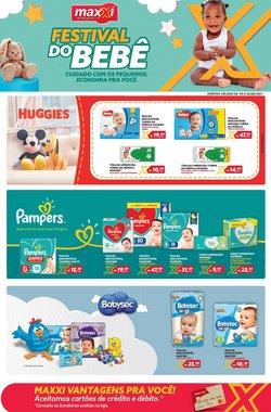 Ofertas de Supermercados no catálogo Maxxi Atacado (  6 dias mais)