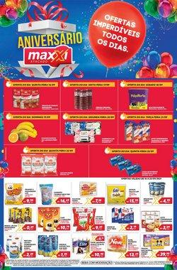 Ofertas de Supermercados no catálogo Maxxi Atacado (  Vence hoje)