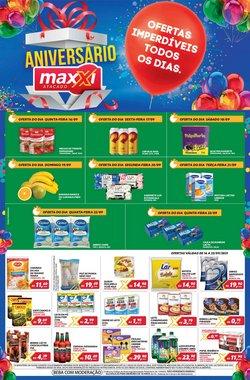Ofertas de Maxxi Atacado no catálogo Maxxi Atacado (  5 dias mais)