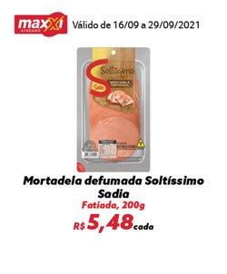 Ofertas de Sadia no catálogo Maxxi Atacado (  10 dias mais)