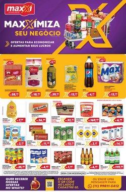 Ofertas de Supermercados no catálogo Maxxi Atacado (  Válido até amanhã)
