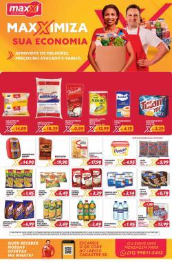 Ofertas de Supermercados no catálogo Maxxi Atacado (  Publicado hoje)