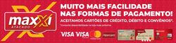 Cupom Maxxi Atacado em São Paulo ( Publicado a 2 dias )