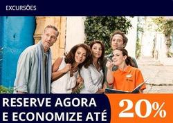 Promoção de MSC Cruzeiros no folheto de São Paulo