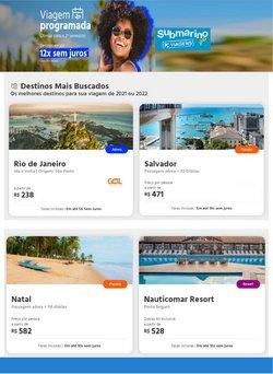 Ofertas Viagens, Turismo e Lazer no catálogo Submarino Viagens em Uberaba ( Publicado a 2 dias )