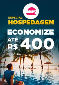 Promoção de Submarino Viagens no folheto de Belo Horizonte