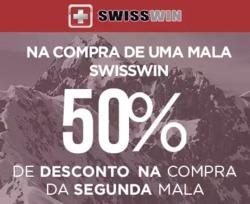 Promoção de Bagaggio no folheto de Recife