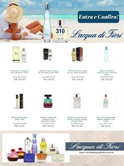 Ofertas Perfumarias e Beleza no catálogo L'acqua di Fiori em São Carlos ( 6 dias mais )
