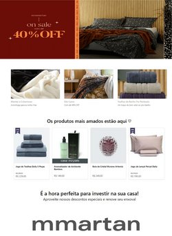 Ofertas de MMartan no catálogo MMartan (  Publicado hoje)