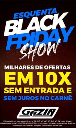 Ofertas Lojas de Departamentos no catálogo Gazin em Belo Horizonte ( 2 dias mais )