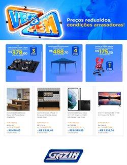 Catálogo Gazin em Cuiabá ( Vencido )