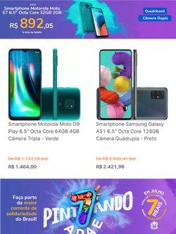 Ofertas de Motorola no catálogo Gazin (  Válido até amanhã)