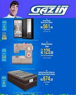 Ofertas de Gazin no catálogo Gazin (  4 dias mais)
