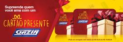 Promoção de Gazin no folheto de Rio Branco