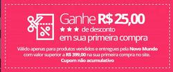 Promoção de Novo Mundo no folheto de Rio de Janeiro