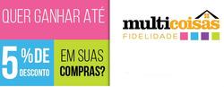Promoção de Multicoisas no folheto de São Paulo