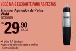 Promoção de Multicoisas no folheto de Recife
