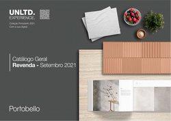 Ofertas de Material de Construção no catálogo Portobello (  7 dias mais)