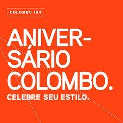 Ofertas de Camisaria Colombo no catálogo Camisaria Colombo (  17 dias mais)